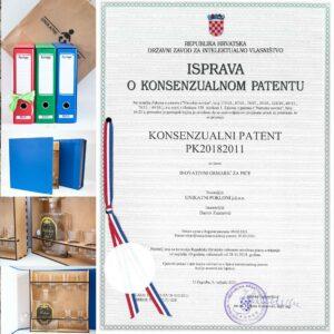Registrator patent