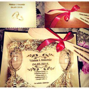 što pokloniti za vjenčanje