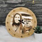 sat s fotografijom