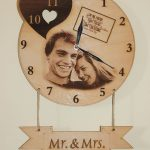 Mr. and Mrs. O'clock, 35 cm, 320kn