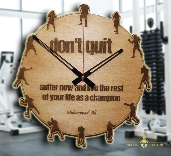 don't-quit motivacija