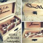 kutija za prstenje