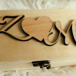 nova kutija za prstenje za svatove