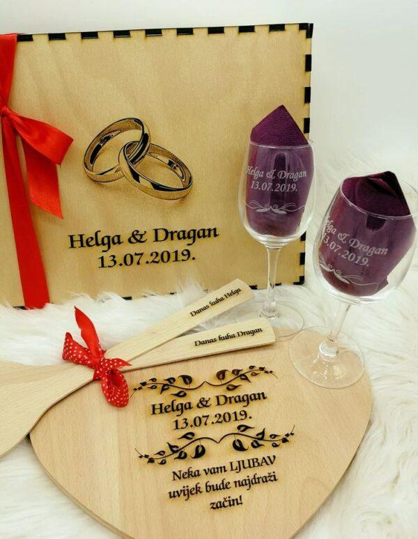 poklon ideja za vjenčanje