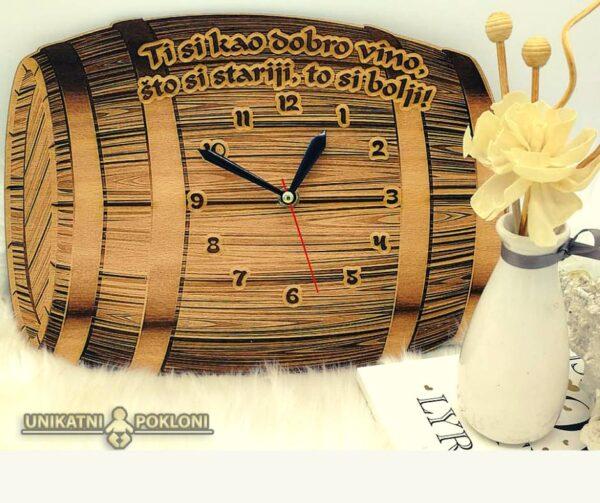 sat bačva