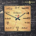 Sheldon's clock