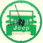 Sat Jeep
