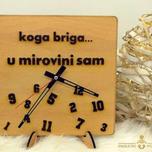 Penzija sat