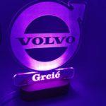 Volvo ambijentalno led svjetlo
