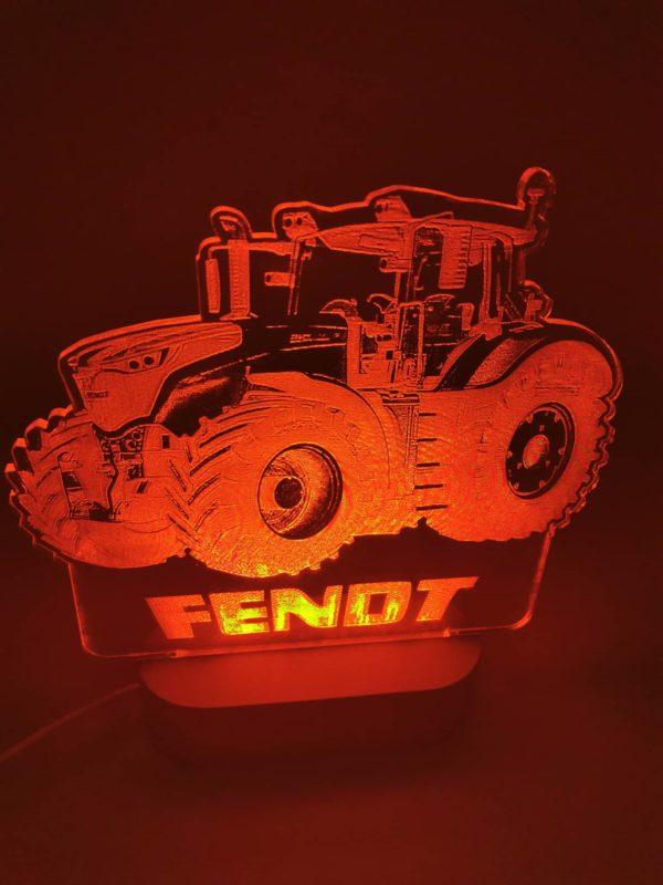 usb lampa traktor