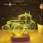LED lampa traktor