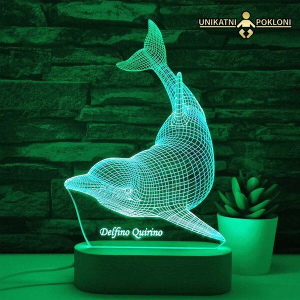 Delfin poklon