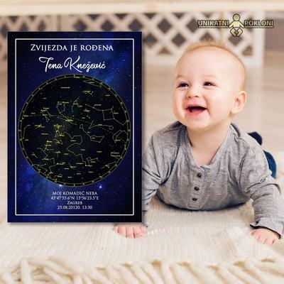 Zvjezdana karta