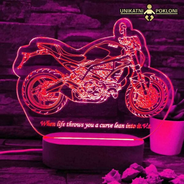 poklon za motoristu