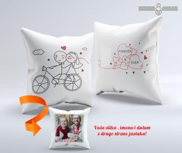 Jastuci za valentinovo