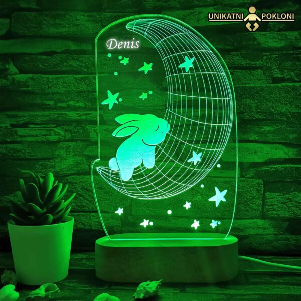 lampa za smirenje zeko