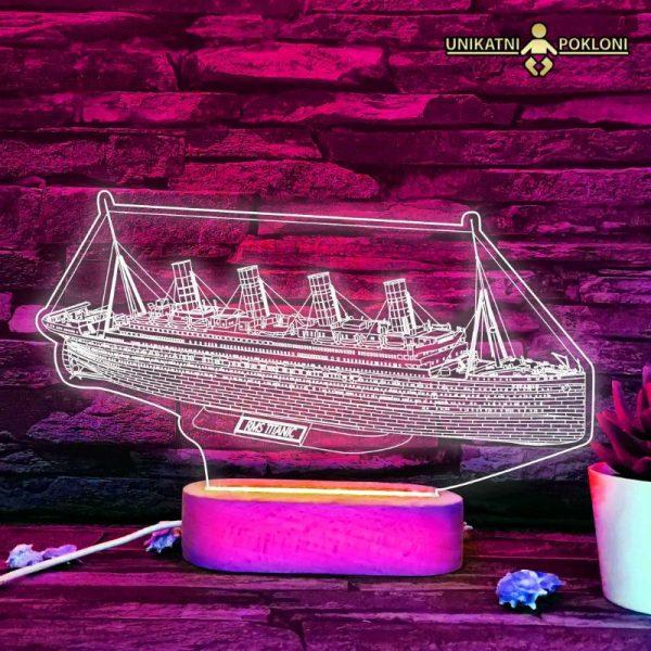 Istina o titaniku