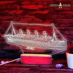 titanik- brod