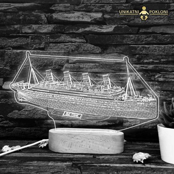 titanic poklon
