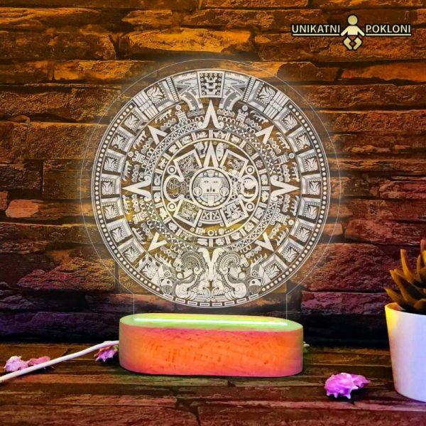 Astečki kalendar