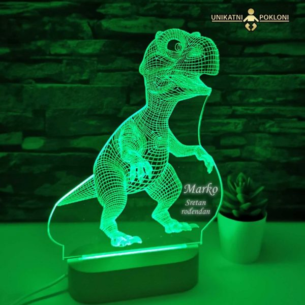 poklon dinosaur