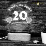 poklon za 20 godišnjicu braka-5