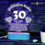 poklon za 30 godišnjicu braka-1