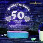 poklon za 50 godišnjicu braka -1