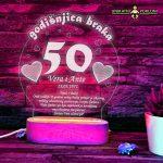 poklon za 50 godišnjicu braka -2