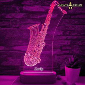 poklon za saksofonistu