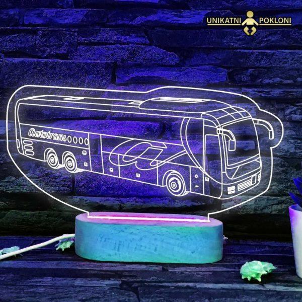 Pokloni za vozača autobusa