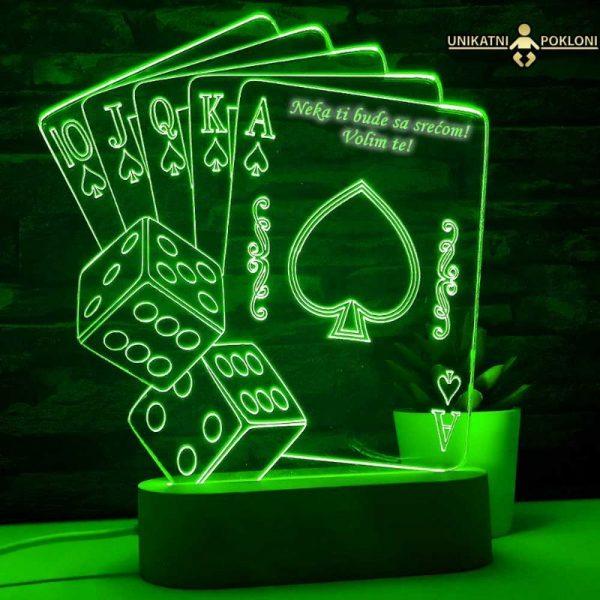 poklon za kockara